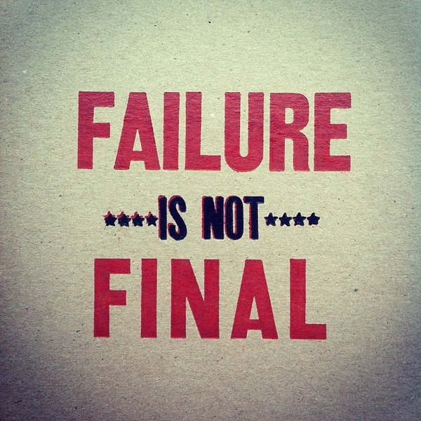 Failure-is-Not-Final-Inspirational-Quote